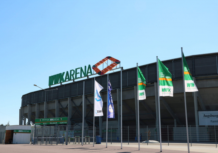 WWK Arena Augsburg small